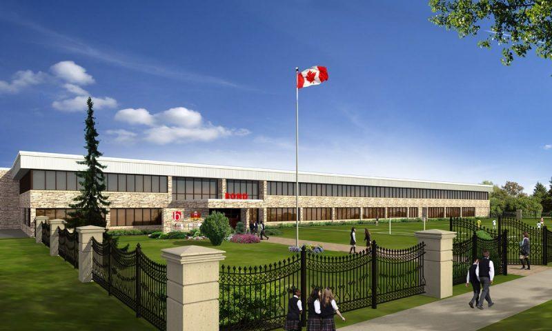 لیست مدارس شبانه روزی کانادا