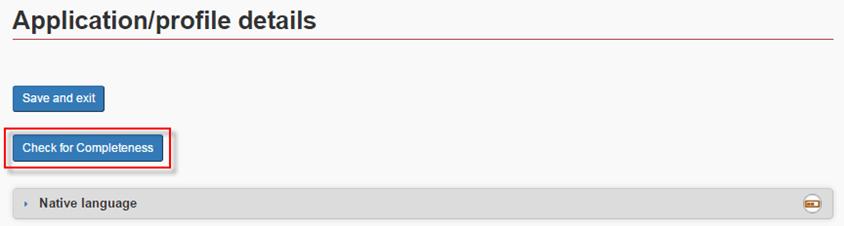 جزئیات پروفایل اکسپرس انتری