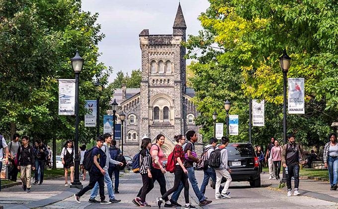 رنکینگ دانشگاه های کانادا