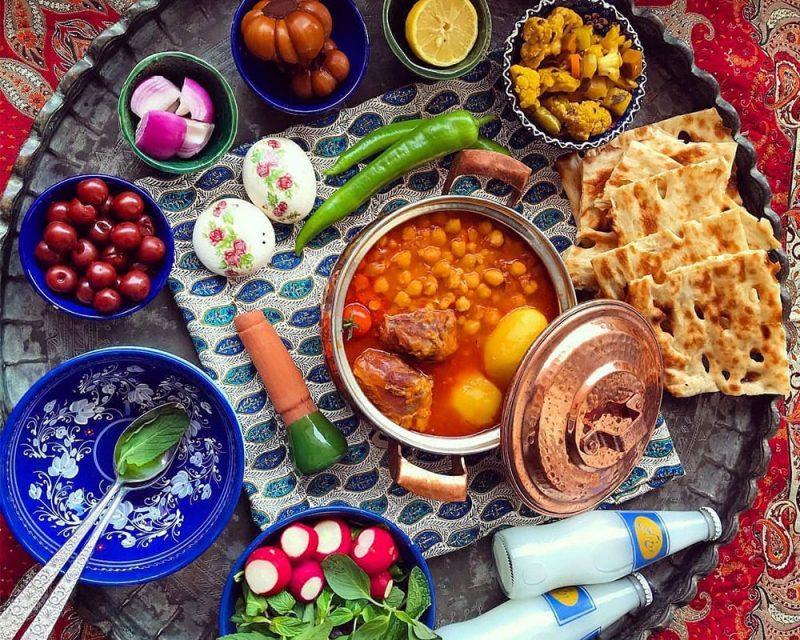 رستوران ایرانی دربند در تورنتو