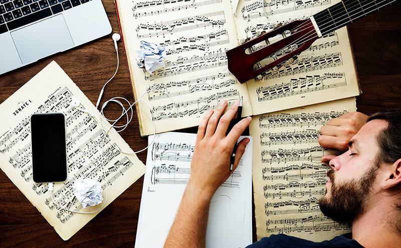 اپلای رشته موسیقی