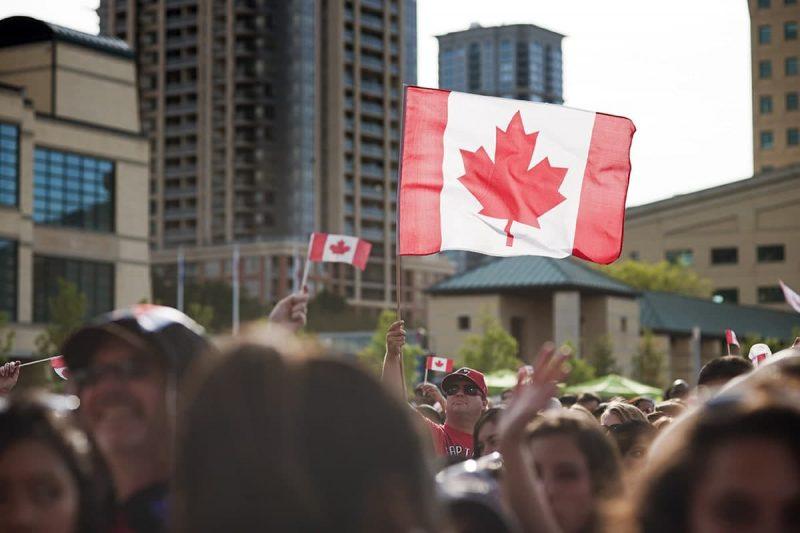 روز ملی پرچم کانادا