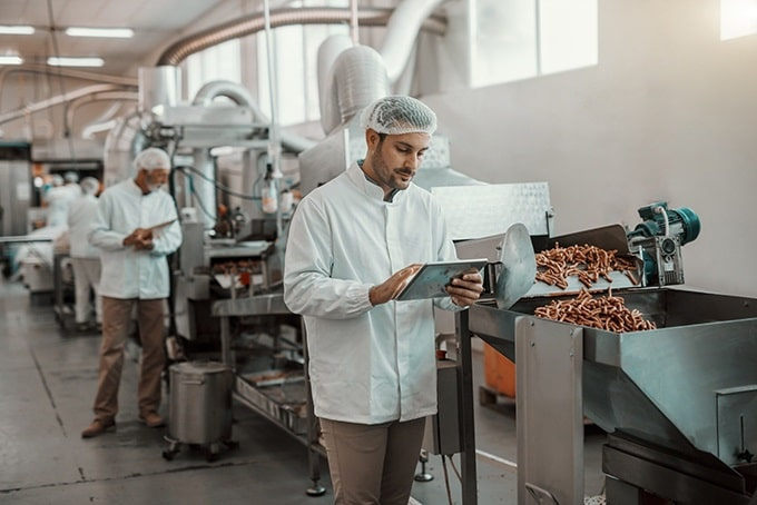 رشته صنایع غذایی در کانادا