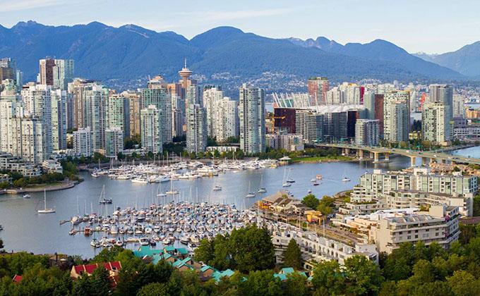 مهاجرت به ونکوور