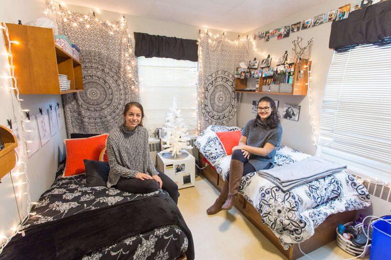 خوابگاه و شرایط اقامتی دانشگاه سنت توماس
