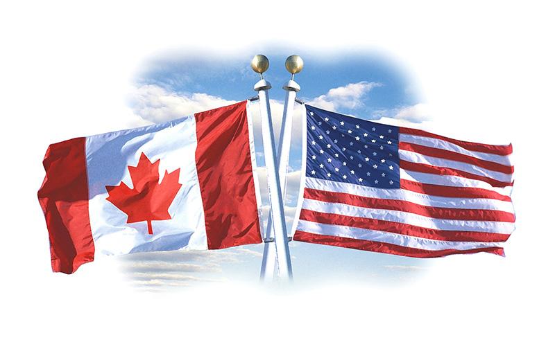 آمریکا یا کانادا