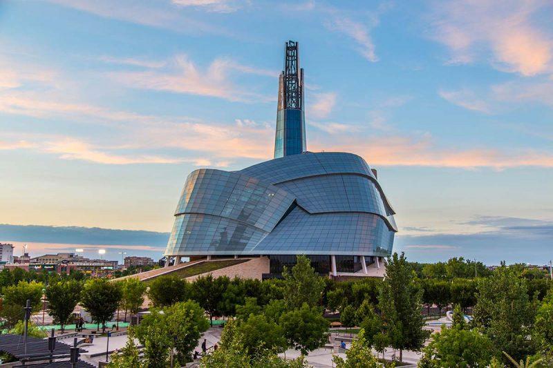 موزه حقوق بشر کانادا