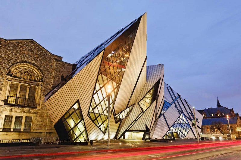 موزه سلطنتی انتاریو کانادا