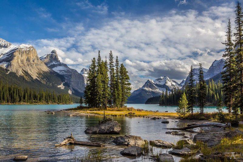 پارک ملی جاسپر کانادا
