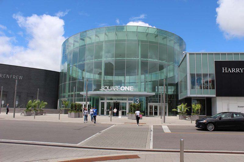 مرکز خرید اسکوئر وان کانادا