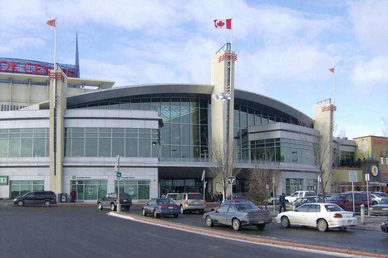مرکز خرید چینوک کانادا