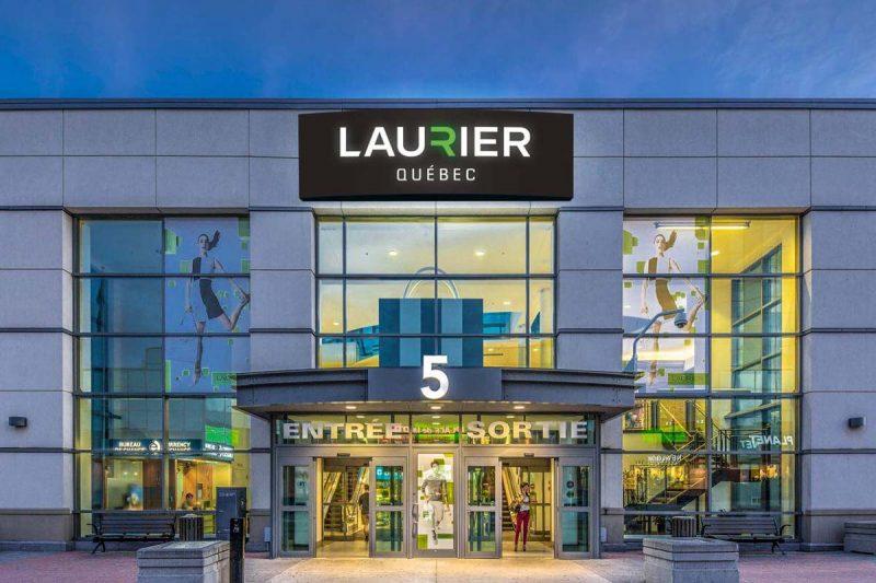 مرکز خرید لوری کانادا