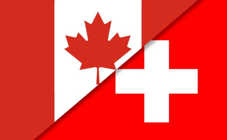 سوئیس یا کانادا