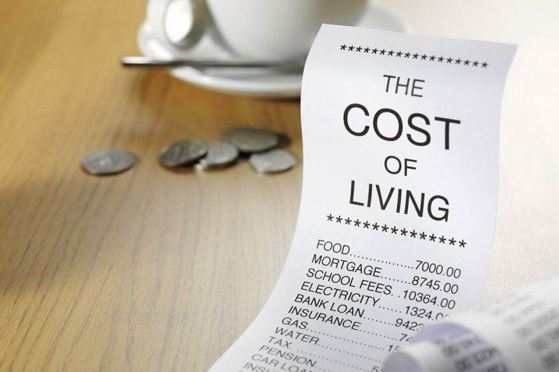 هزینه های زندگی در ریموسکی