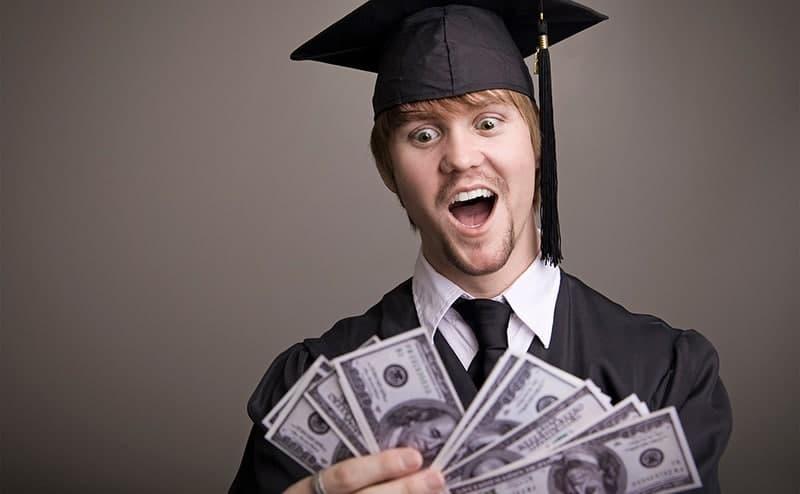 کمک هزینه دانشجویی در کانادا
