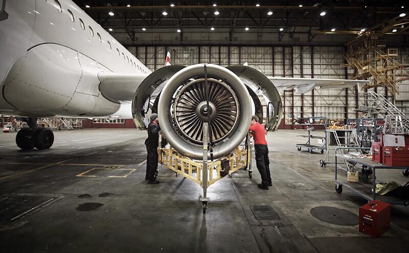 اپلای رشته تعمیر و نگهداری هواپیما