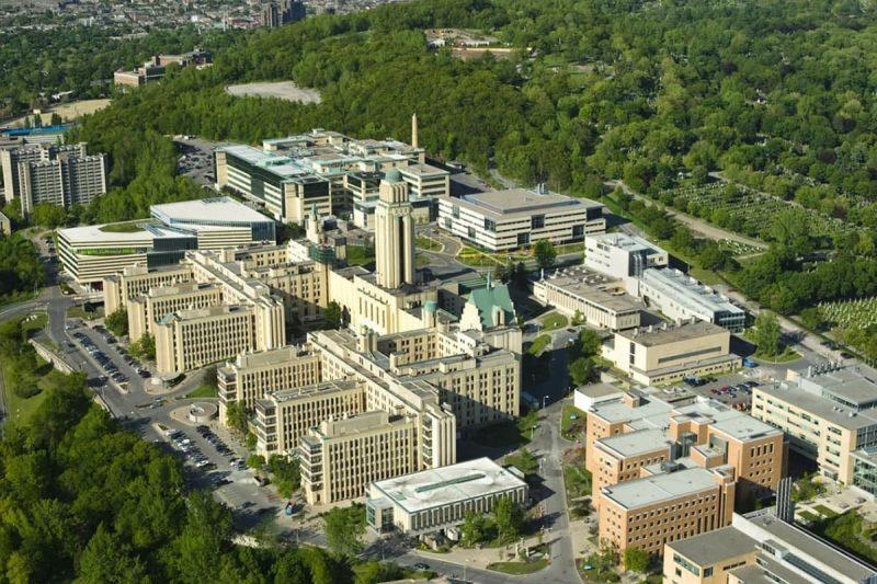 شهریه دانشگاه فرانسوی زبان مونترال