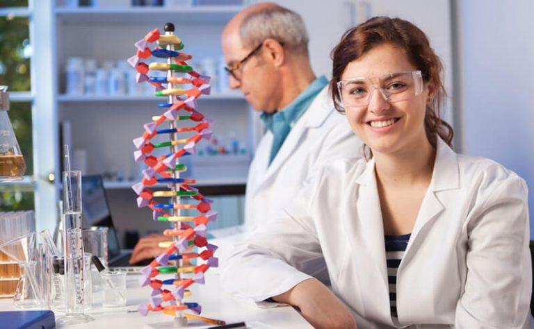 رشته ژنتیک در کانادا