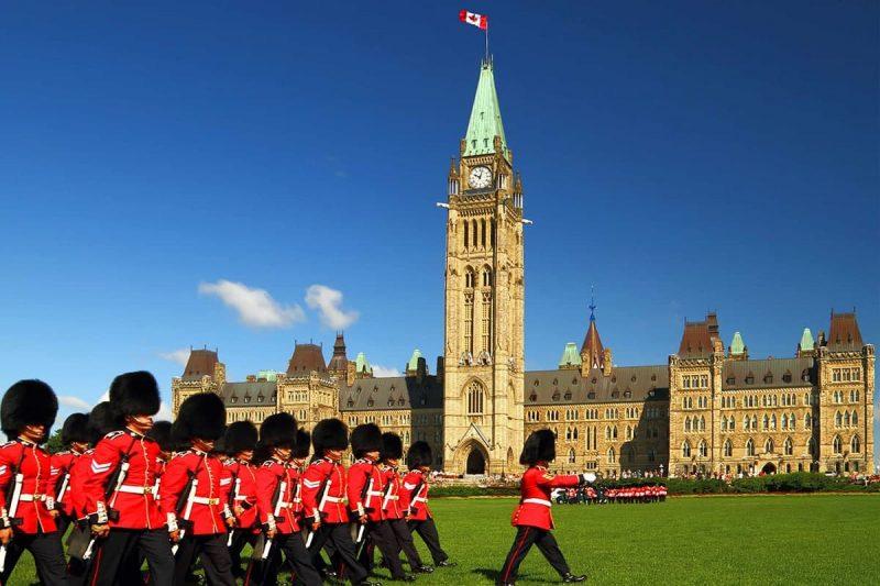 قانون اساسی جدید کانادا