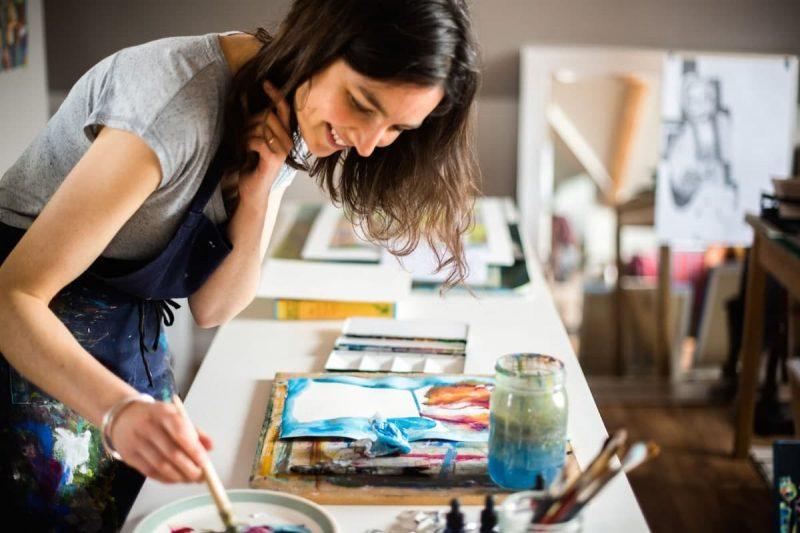 اپلای دکترا رشته نقاشی در خارج از کشور