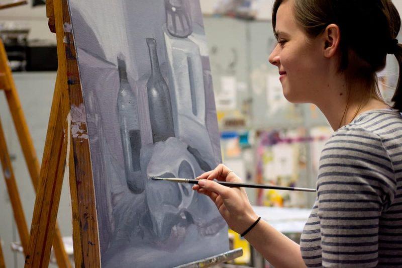 مدارک مورد نیاز برای اپلای رشته نقاشی در خارج از کشور