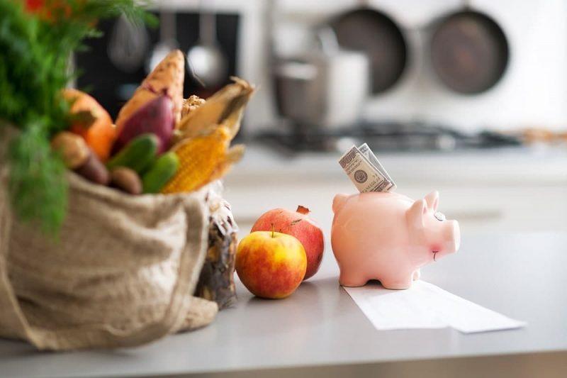 هزینه اقلام غذایی در بریتیش کلمبیا