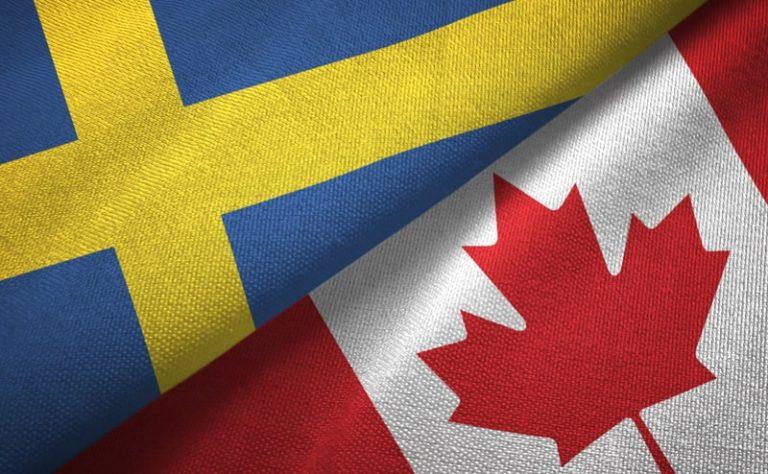 سوئد یا کانادا