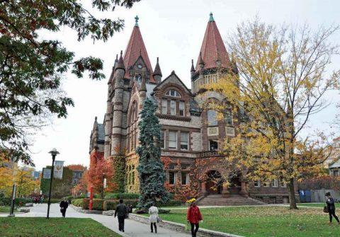 رنک دانشگاه های کانادا