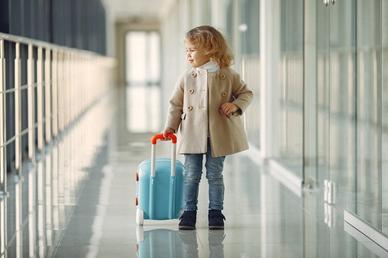 لوازم مورد نیاز کودکان برای سفر به کانادا