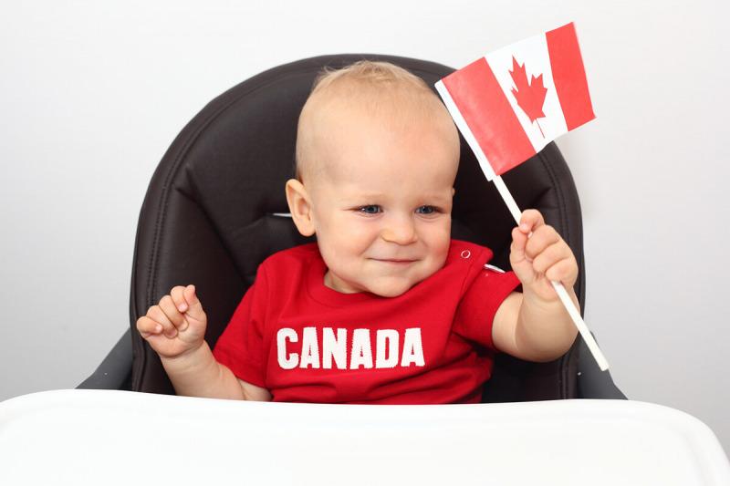 نوزاد متولد شده در کانادا چه امتیازهایی دارد