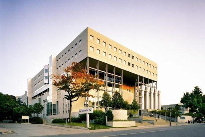دانشگاه اچ ای سی مونترال کبک