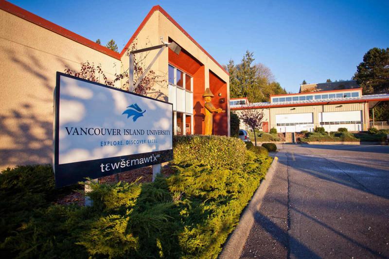 دانشگاه ونکوور آیلند