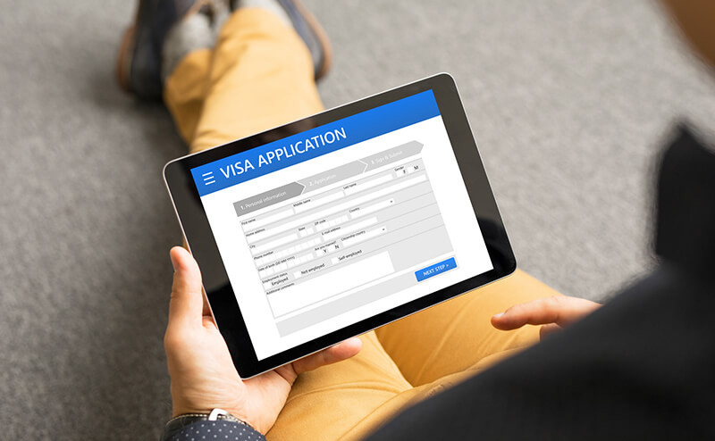 مدارک لازم برای ویزای کار کانادا