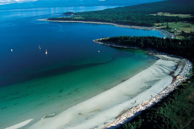 دانستنی های جالب در مورد خط ساحلی کانادا