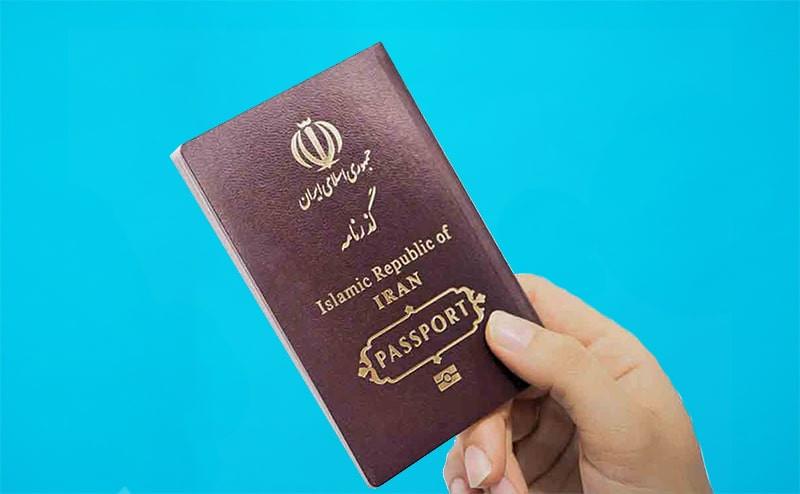 تمدید پاسپورت ایرانی در کانادا