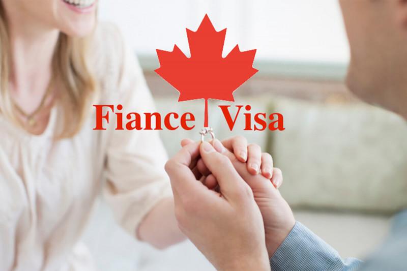 ویزای نامزدی کانادا