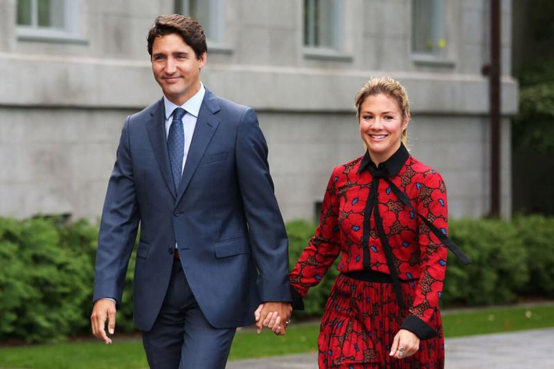 همسر نخست وزیر کانادا