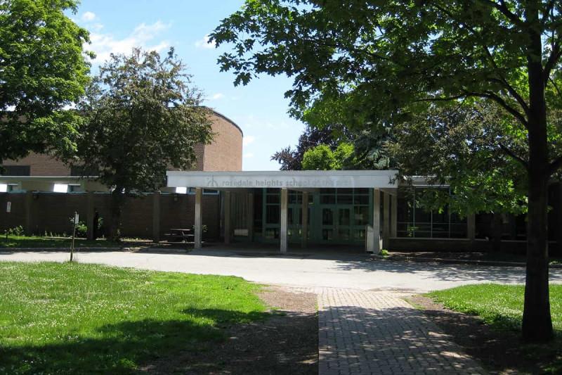 دبیرستان Rosedale Heights School of the Arts تورنتو