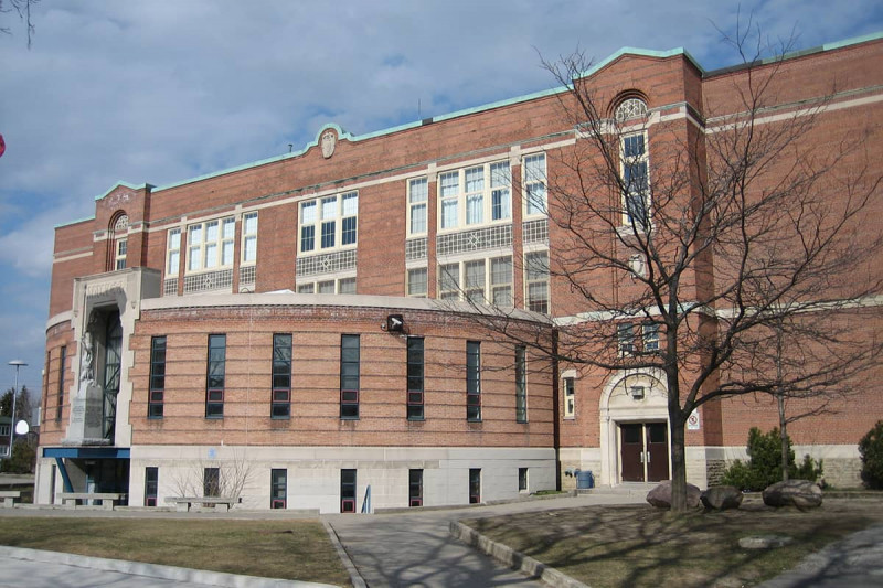 دبیرستان مالورن تورنتو