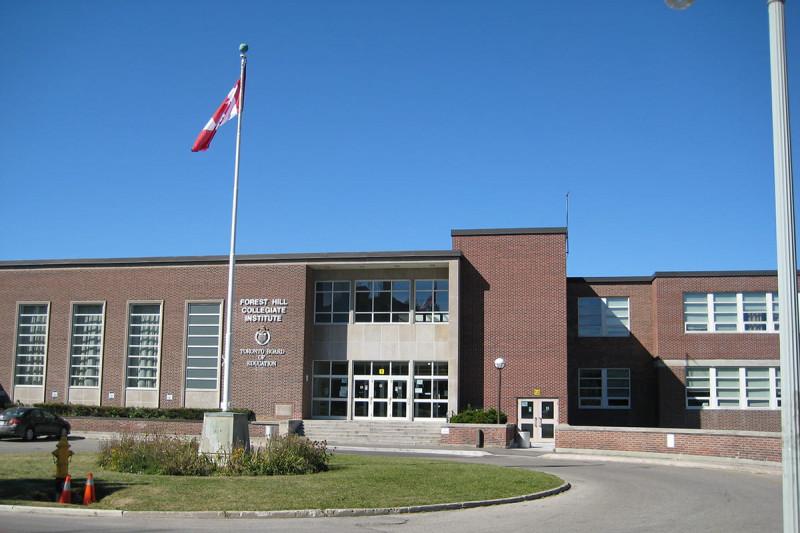 دبیرستان فارست هیل تورنتو