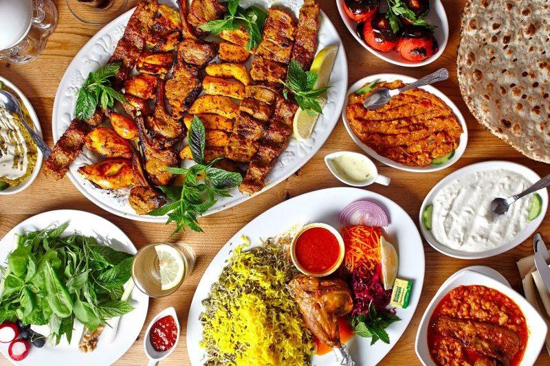 رستوران ایرانی مهمان در ونکوور