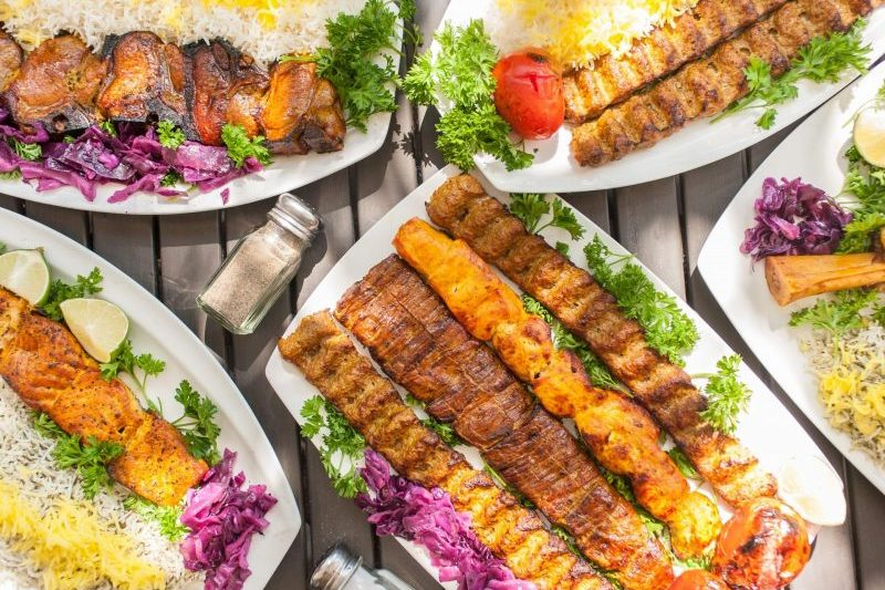 رستوران ایرانی زیتون در ونکوور