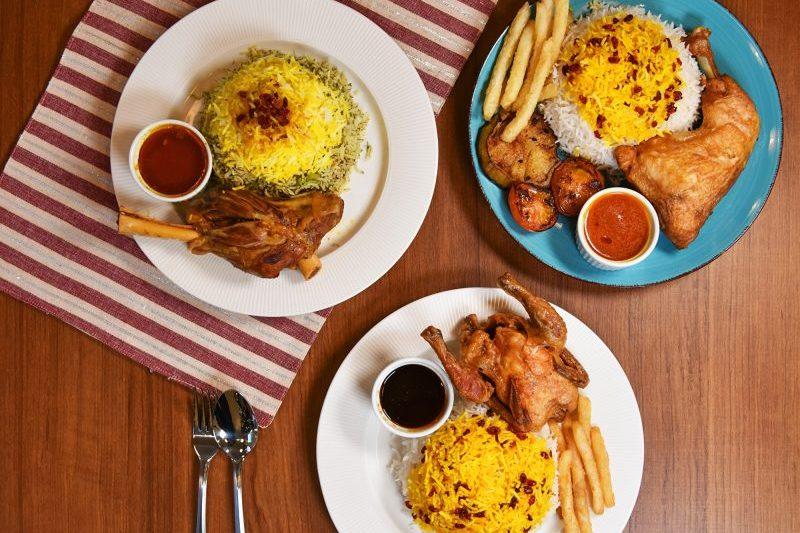 رستوران ایرانی سِلِشمِه در ونکوور