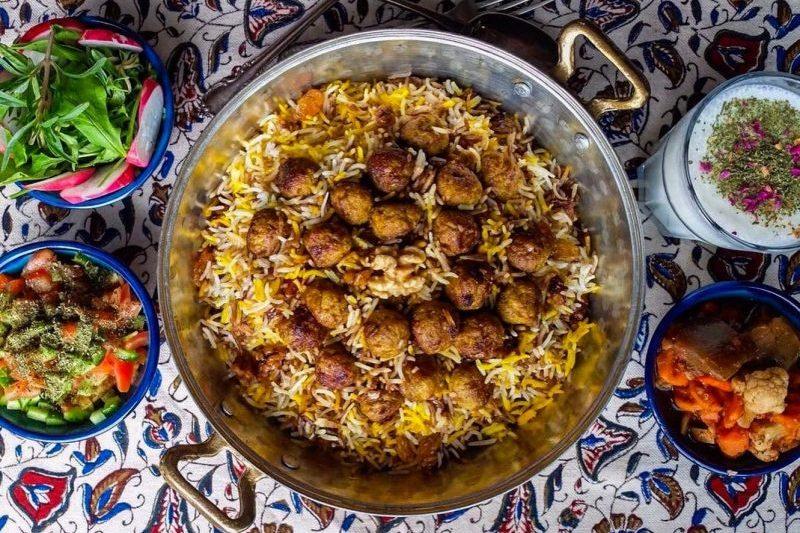 رستوران ایرانی خلیج فارس در ونکوور