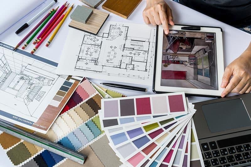 اهمیت رشته طراحی داخلی در کانادا
