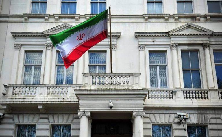 سفارت ایران در کانادا