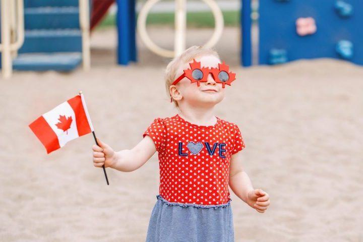 تابعیت خاک و امتیازات تولد کودک در کانادا