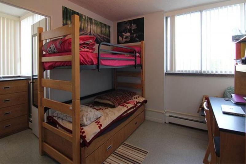 خوابگاه و شرایط اقامتی دانشگاه واترلو کانادا