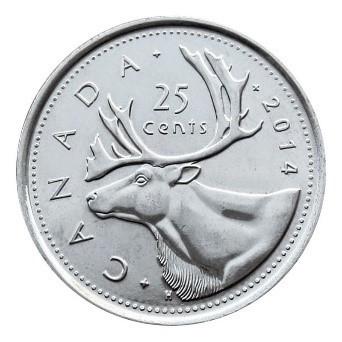 کوارتر (25 سنت)