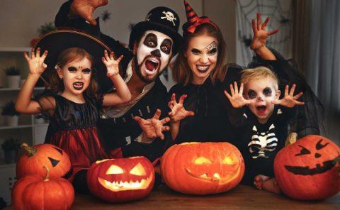 هالووین در کانادا